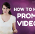 how to make promo videos for free